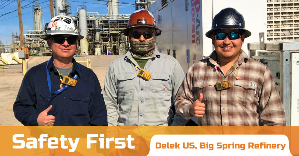 Safety First: Employee Accolades