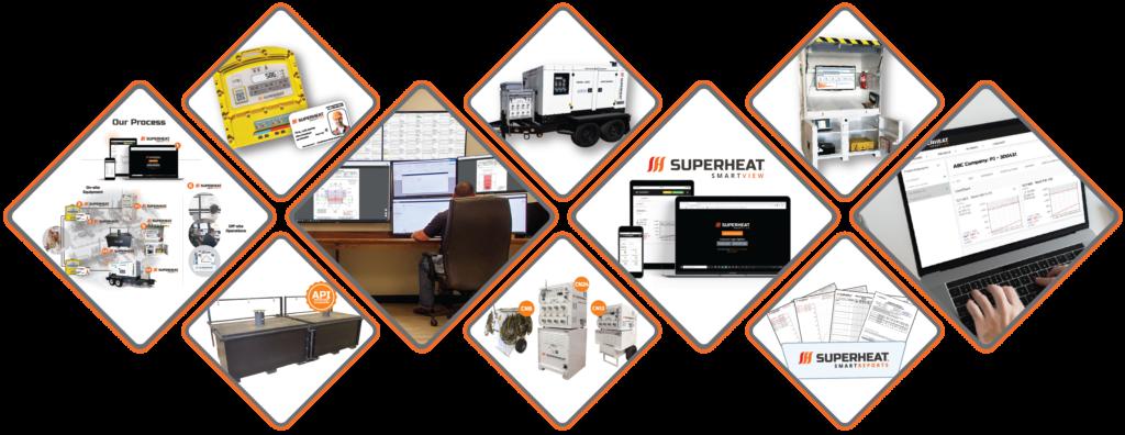 Superheat SmartWay Heat Treatment Process and Equipment