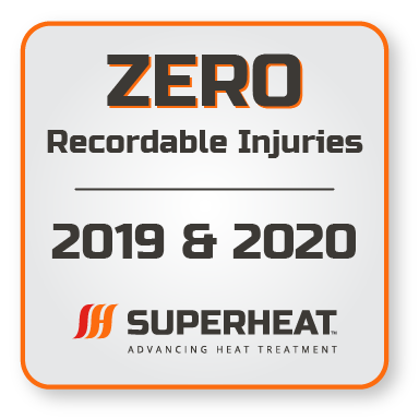 Zero Recordable Injuries in 2019 and 2020 Icon