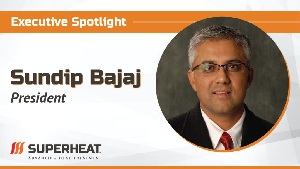Employee Spotlight Sundip Bajaj